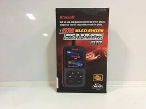 closeout Icarsoft I910 Multi system Scanner For Bmw mini