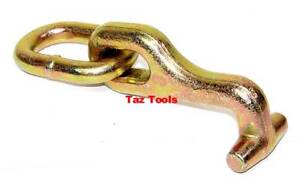 Dent Puller t Hook With Ring Pull Frame Back Body Repair Pulling Hook