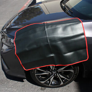 23 X 31 Magnetic Fender Cover Mechanic Work Mat Protector Truck Car Suv W Red