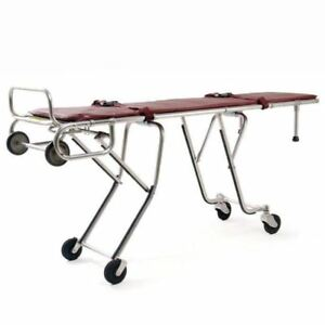 Ferno 24 Multi level Roll in Style Mortuary Cot