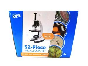 Amscope kids M30 abs kt2 w Microscope Kit With Metal Arm And Base