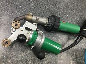 Leister Ch 6060 With Triac Drive Hot Air Solder Great Condition