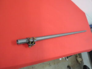 New 1942 48 Ford Tie Rod With Clamps 45 8 21a 3283