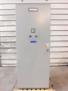 Russelectric 1600 Amp Automatic Manual Transfer Switch Ats 3 Phase 480v 277v