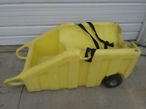 Enpac Poly Dolly 5300 ye Spill Containment System