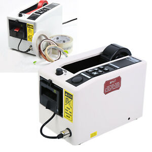 18w 110v Automatic Auto Tape Dispensers Electric Adhesive Tape Cutter Machine