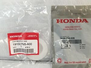 Genuine Oem Acura honda Coolant Recovery Tank Cap W joint Kit 19102 pm5 a00