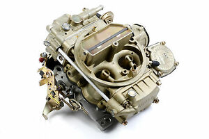 Holley 0 9895 650cfm Model 4175 Q Jet Replacement Spreadbore Factory Refurbished
