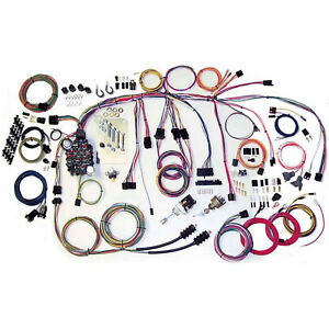 American Autowire 500560 60 66 Chevy Truck Wiring Harness