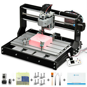 Sainsmart Cnc Router Kit 3018 pro Carving Milling Engraving Machine Usa Shipping