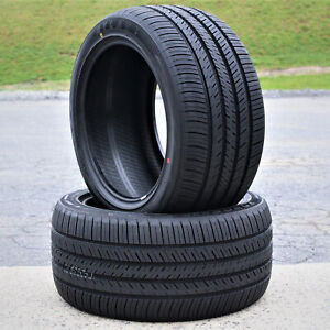 2 Atlas Tire Force Uhp 255 40r18 99y Xl A S High Performance All Season Tires