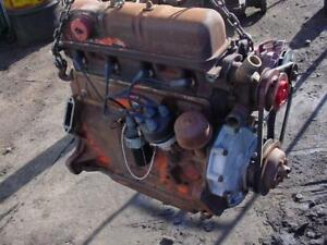 Original Ford Naa jubilee Tractor Working 134 Engine 600 700 2000 Ford
