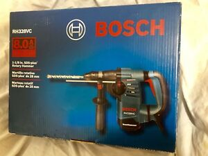 New Bosch Rh328vc 1 1 8 Sds plus Rotary Hammer