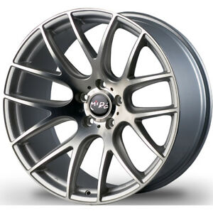 19x9 5 Silver Miro Type 111 Wheels 5x4 5 20 Fits Ford Mustang