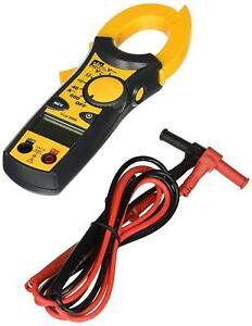 Ideal 61 746 600 Amp Clamp pro Clamp Meter With True Rms