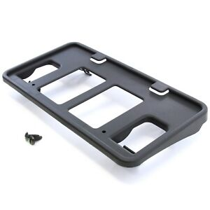2006 2008 Fits Ford F 150 Front License Plate Tag Bracket Holder With Screws