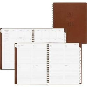 At a glance Aagyp90509 Signature Large Weekly Monthly Planner Brown