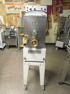 Edelweiss Used Tr95 Pasta Extruder W 3 Dies