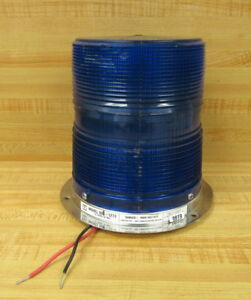 Tomar Electronics 804 1274 Blue Maxi Strobe 8041274 With Mount