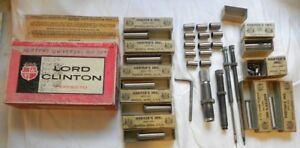 Herters Universal Sizing And Seating Die set 7 calibers paperwork and more