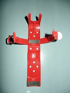 Lot Of 13 2 5 Amerex Fire Extinguisher Vehicle Marine Strap Bracket New oem