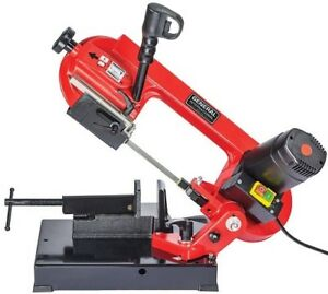 General International Bs5202 4 In 5a Metal Cutting Band Saw
