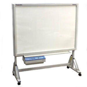 Panasonic Ub 5310 Panaboard 60 Double Surface Electronic Digital Whiteboard