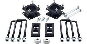 Procomp 3 Front rear Suspension Spacer Lift Kit Toyota Tundra 2wd 4wd 4x4 07 13