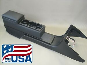 2011 2020 Dodge Charger Police Mini Center Console Kit W Eq2 Plate Oem Trim