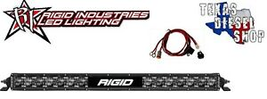 Rigid Industries 930413 Sr Series 30 Dual Function Sae Auxilary High Beam