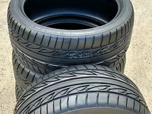 2 New 275 35r20 102w Firestone Firehawk Wide Oval Indy 500 Xl Performance Tires