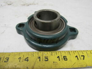 Dodge 126768 1 3 16 Bore 2 Bolt Flange Bearing