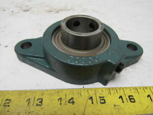 Dodge 124053 1 3 16 Bore 2 Bolt Flange Bearing