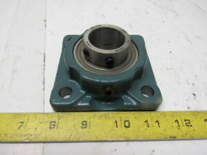 Dodge 124075 1 3 16 Bore 4 Bolt Flange Mount Ball Bearing