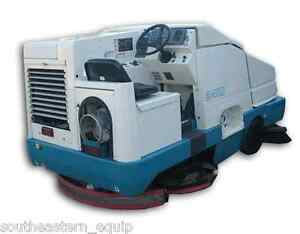 Reconditioned Tennant 8410 Sweeper Scrubber