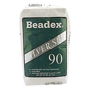 Beadex 18 Lb 90 Minute Silver Set Drywall Compound 385272
