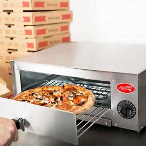 Electric Commercial Stainless Countertop Concession Kitchen Pizza Snack Oven New