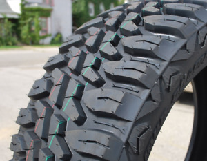 4 New Haida Mud Champ Hd868 Lt 33x12 50r22 114q Load E 10 Ply Mt M T Mud Tires