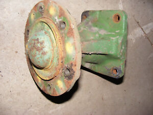 John Deere 24t Hay Baler Part Wheel Hub Axle