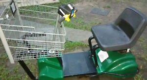 Mart Cart Motorized Shopping Cart Electric Battery Powered Rechargeable