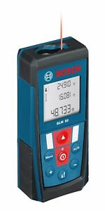 Bosch Glm 50 Cx Laser Distance Measurer With 165 feet Range And Backlit Display
