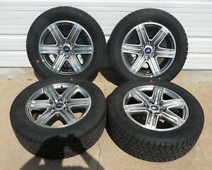 2004 2018 Ford F150 20 Factory Oem Alloy Wheels And Tires Jl34 1007 cb