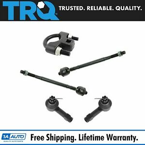 Tie Rod End Front Inner Outer Kit Set Of 4 W Tool For 02 07 Mitsubishi Lancer