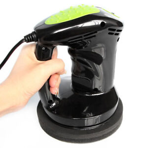 90w Electric Car Polisher Random Orbital Polish Wax Waxer Buffer Sander 12v