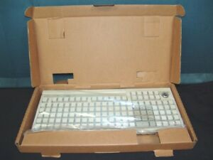 Lot Of 2 New In Box Ibm Pos 700 Point Of Sale Keyboards 41j8019 41j8021