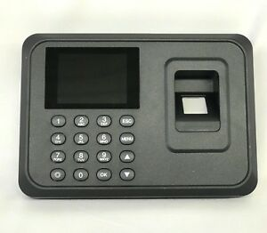 Tekit A6 Fingerprint Time Attendance Biometric Time Attendance Clock 46 7c