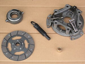 Clutch Kit Throw Out Roller Plate Tool Setup Ih International Farmall Cub Loboy