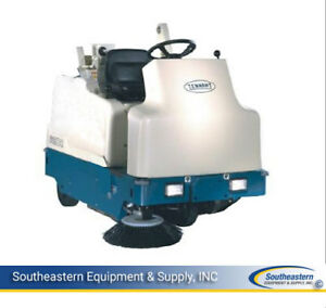 Reconditioned Tennant 6200 Lp Rider Sweeper