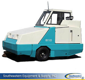 Reconditioned Tennant 810 Lp Sweeper