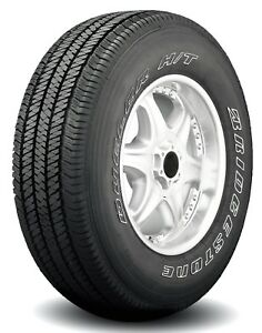 2 New Bridgestone Dueler H t 684 245 70r16 106s As Highway A s Tires